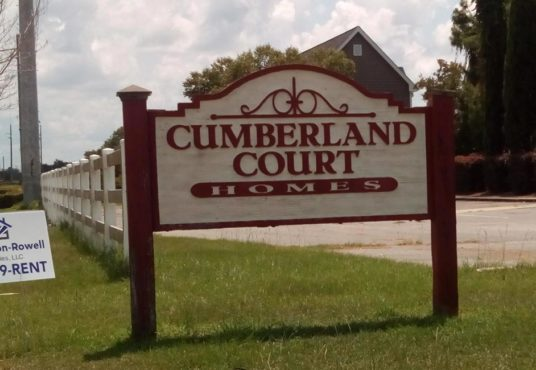 Cumberland Court Apartments
